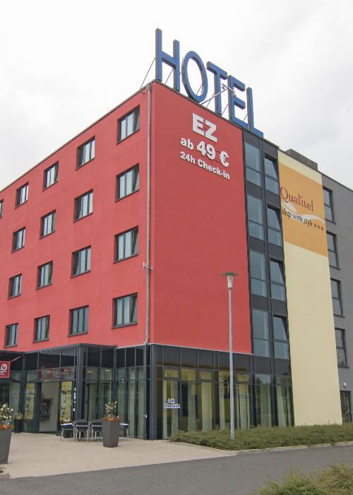 Hotels Nahe Autobahn A