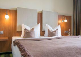 Hotel room Hilpolstein