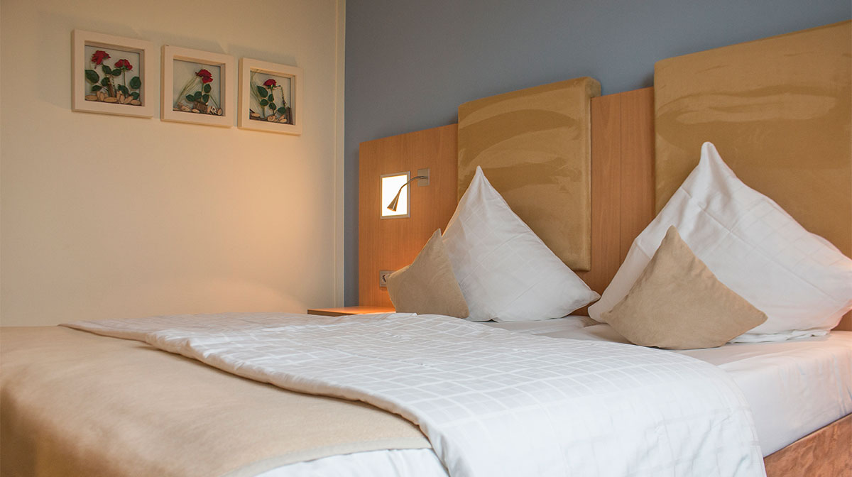 Hotelzimmer Wilnsdorf