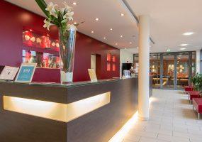 Hotel Wilnsdorf Lobby